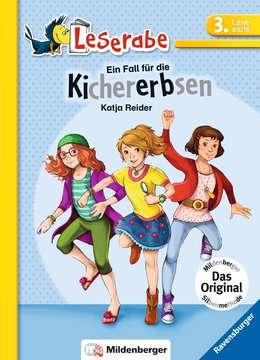 Ein Fall für die Kichererbsen Kinderbücher;Erstlesebücher - Bild 1 - Ravensburger