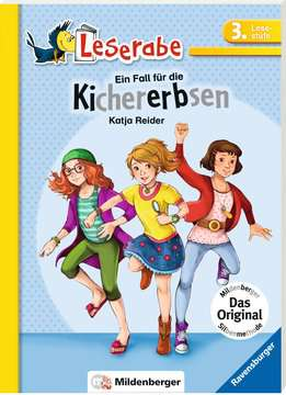 Ein Fall für die Kichererbsen Kinderbücher;Erstlesebücher - Bild 2 - Ravensburger