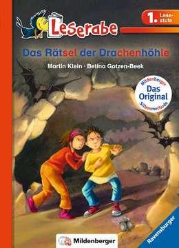 38576 Erstlesebücher Das Rätsel der Drachenhöhle von Ravensburger 1