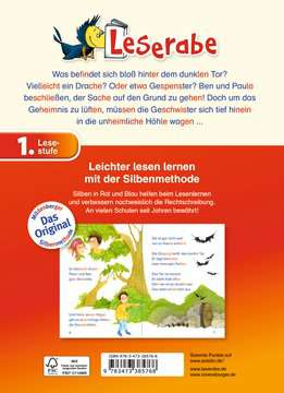 38576 Erstlesebücher Das Rätsel der Drachenhöhle von Ravensburger 3