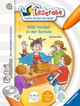 tiptoi® Willi Vampir in der Schule tiptoi®;tiptoi® Bücher - Bild 1 - Ravensburger