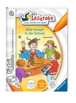 tiptoi® Willi Vampir in der Schule tiptoi®;tiptoi® Bücher - Bild 2 - Ravensburger