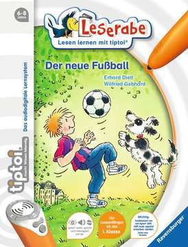 tiptoi® Der neue Fußball tiptoi®;tiptoi® Bücher - Bild 1 - Ravensburger