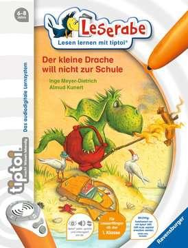 tiptoi® Der kleine Drache will nicht zur Schule tiptoi®;tiptoi® Bücher - Bild 1 - Ravensburger