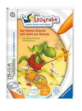 38592 tiptoi® Bücher tiptoi® Der kleine Drache will nicht zur Schule von Ravensburger 2