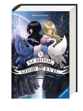 The School for Good and Evil, Band 1: Es kann nur eine geben Jugendbücher;Fantasy und Science-Fiction - Bild 2 - Ravensburger