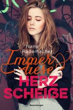 Immer diese Herzscheiße Jugendbücher;Liebesromane - Bild 1 - Ravensburger
