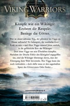 Viking Warriors, Band 1: Der Speer der Götter Jugendbücher;Fantasy und Science-Fiction - Bild 3 - Ravensburger