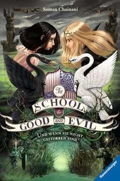 40145 Fantasy und Science-Fiction The School for Good and Evil, Band 3: Und wenn sie nicht gestorben sind von Ravensburger 1