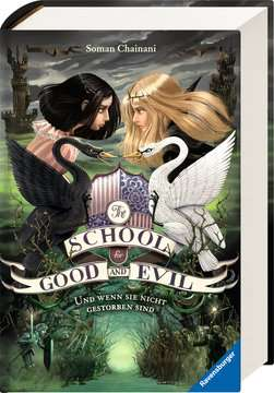 40145 Fantasy und Science-Fiction The School for Good and Evil, Band 3: Und wenn sie nicht gestorben sind von Ravensburger 2