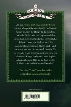 40145 Fantasy und Science-Fiction The School for Good and Evil, Band 3: Und wenn sie nicht gestorben sind von Ravensburger 3