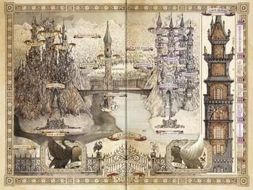 40145 Fantasy und Science-Fiction The School for Good and Evil, Band 3: Und wenn sie nicht gestorben sind von Ravensburger 4