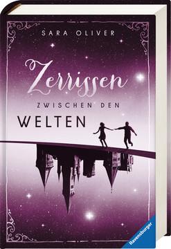 Die Welten-Trilogie, Band 3: Zerrissen zwischen den Welten Jugendbücher;Fantasy und Science-Fiction - Bild 2 - Ravensburger