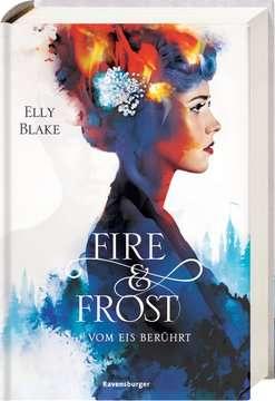 40157 Fantasy und Science-Fiction Fire & Frost, Band 1: Vom Eis berührt von Ravensburger 2