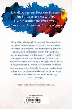 40157 Fantasy und Science-Fiction Fire & Frost, Band 1: Vom Eis berührt von Ravensburger 3