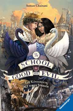 40158 Fantasy und Science-Fiction The School for Good and Evil, Band 4: Ein Königreich auf einen Streich von Ravensburger 1