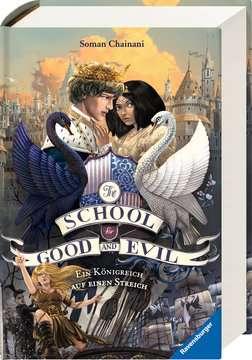 40158 Fantasy und Science-Fiction The School for Good and Evil, Band 4: Ein Königreich auf einen Streich von Ravensburger 2