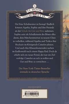 40158 Fantasy und Science-Fiction The School for Good and Evil, Band 4: Ein Königreich auf einen Streich von Ravensburger 3