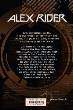 Alex Rider, Band 11: Steel Claw Jugendbücher;Abenteuerbücher - Bild 3 - Ravensburger