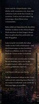 Beautiful Liars, Band 2: Gefährliche Sehnsucht Jugendbücher;Fantasy und Science-Fiction - Bild 6 - Ravensburger