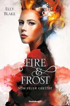 40165 Fantasy und Science-Fiction Fire & Frost, Band 2: Vom Feuer geküsst von Ravensburger 1