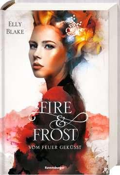 40165 Fantasy und Science-Fiction Fire & Frost, Band 2: Vom Feuer geküsst von Ravensburger 2