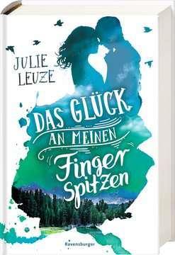 Das Glück an meinen Fingerspitzen Jugendbücher;Liebesromane - Bild 2 - Ravensburger
