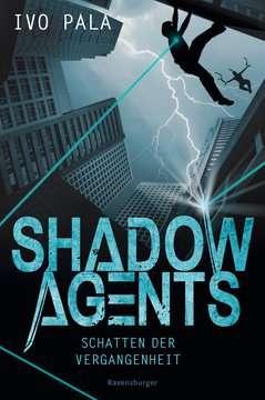 Shadow Agents, Band 1: Schatten der Vergangenheit Jugendbücher;Abenteuerbücher - Bild 1 - Ravensburger