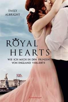 Royal Hearts. Wie ich mich in den Prinzen von England verliebte Jugendbücher;Liebesromane - Bild 1 - Ravensburger