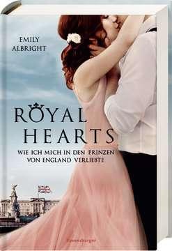 Royal Hearts. Wie ich mich in den Prinzen von England verliebte Jugendbücher;Liebesromane - Bild 2 - Ravensburger
