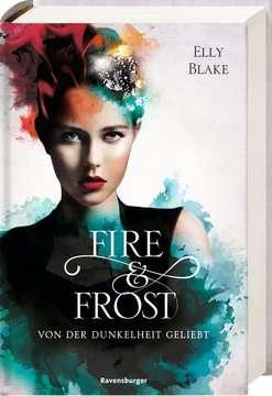 40173 Fantasy und Science-Fiction Fire & Frost, Band 3: Von der Dunkelheit geliebt von Ravensburger 2
