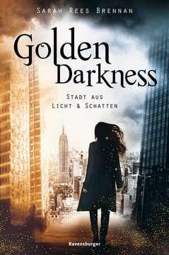 40174 Fantasy und Science-Fiction Golden Darkness. Stadt aus Licht & Schatten von Ravensburger 1