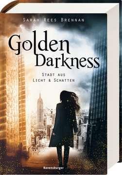 40174 Fantasy und Science-Fiction Golden Darkness. Stadt aus Licht & Schatten von Ravensburger 2