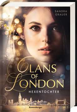 40180 Fantasy und Science-Fiction Clans of London, Band 1: Hexentochter von Ravensburger 2