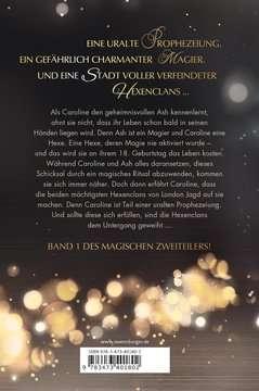 Clans of London, Band 1: Hexentochter Jugendbücher;Fantasy und Science-Fiction - Bild 3 - Ravensburger