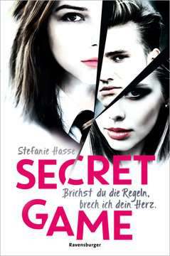 Secret Game. Brichst du die Regeln, brech ich dein Herz Jugendbücher;Fantasy und Science-Fiction - Bild 1 - Ravensburger