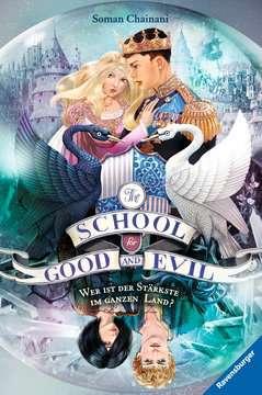 40188 Fantasy und Science-Fiction The School for Good and Evil, Band 5: Wer ist der Stärkste im ganzen Land? von Ravensburger 1