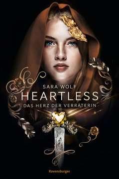 40191 Fantasy und Science-Fiction Heartless, Band 2: Das Herz der Verräterin von Ravensburger 1