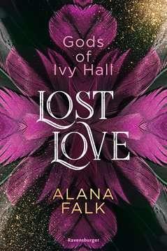 40192 Liebesromane Gods of Ivy Hall, Band 2: Lost Love von Ravensburger 1