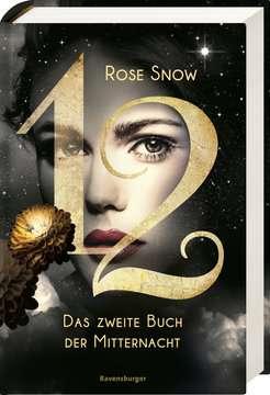40193 Liebesromane 12 - Das zweite Buch der Mitternacht, Band 2 von Ravensburger 2