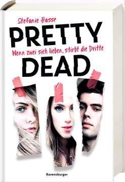 40195 Liebesromane Pretty Dead. Wenn zwei sich lieben, stirbt die Dritte von Ravensburger 2