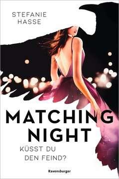 40201 Liebesromane Matching Night, Band 1: Küsst du den Feind? von Ravensburger 1