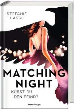 40201 Liebesromane Matching Night, Band 1: Küsst du den Feind? von Ravensburger 2