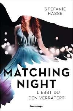 40203 Liebesromane Matching Night, Band 2: Liebst du den Verräter? von Ravensburger 1