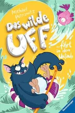 Das wilde Uff, Band 2: Das wilde Uff fährt in den Urlaub Bücher;Kinderbücher - Bild 1 - Ravensburger