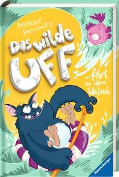 Das wilde Uff, Band 2: Das wilde Uff fährt in den Urlaub Bücher;Kinderbücher - Bild 2 - Ravensburger