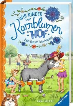 Wir Kinder vom Kornblumenhof, Band 2: Zwei Esel im Schwimmbad Kinderbücher;Kinderliteratur - Bild 2 - Ravensburger
