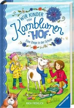 40318 Kinderliteratur Wir Kinder vom Kornblumenhof, Band 4: Eine Ziege in der Schule von Ravensburger 2