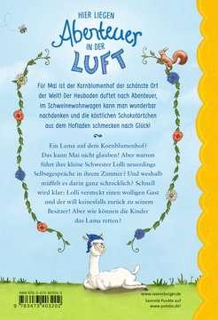 40320 Kinderliteratur Wir Kinder vom Kornblumenhof, Band 6: Ein Lama im Glück von Ravensburger 3