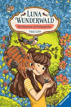 40351 Kinderliteratur Luna Wunderwald, Band 2: Ein Geheimnis auf Katzenpfoten von Ravensburger 1